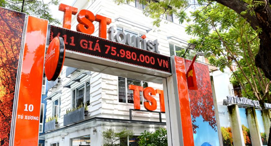 Về TST tourist