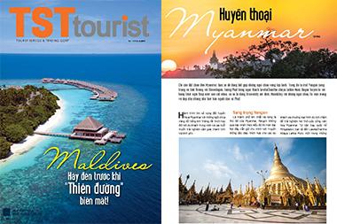 TST tourist - Hè Sôi Động 2018