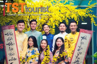 TST tourist - Xuân Phát Lộc 2019