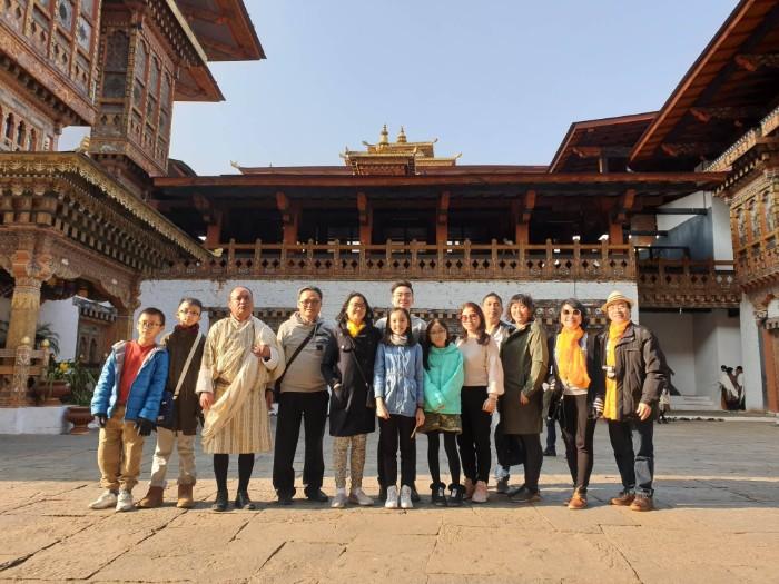 Vương quốc Bhutan - Đất nước hạnh phúc và thanh bình