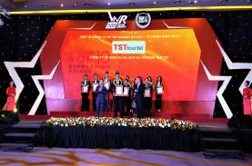TST tourist named among top 10 prestigious travel agencies 2019