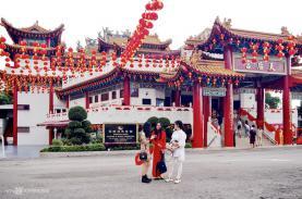 Chùa Thiên Hậu lớn nhất Đông Nam Á