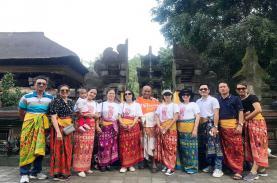 TST tourist đồng hành cùng du khách khám phá Bali xinh đẹp