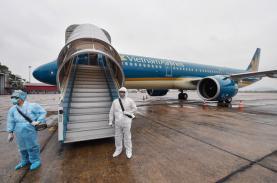 Vietnam Airlines dừng bay Macao, Hong Kong từ ngày 6/2