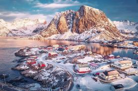 Ngôi làng ở Na Uy có tên gọi gồm 1 ký tự