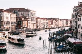 Trôi theo Venice - thành phố của những kẻ si tình