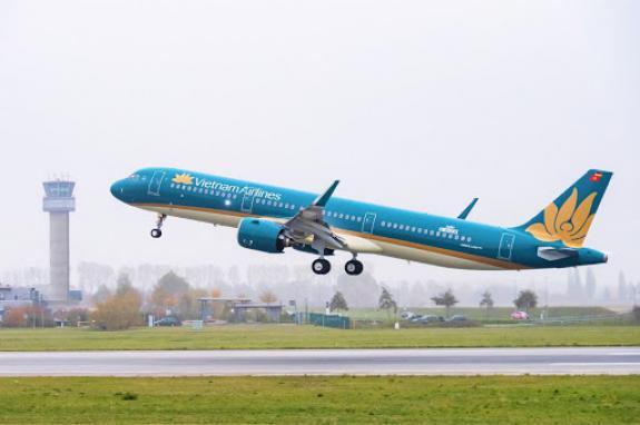 Vietnam Airlines tái khởi động bay quốc tế