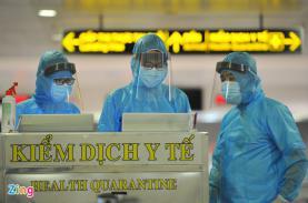 Vietnam Airlines giới hạn hành khách trên chuyến bay đến Tân Sơn Nhất