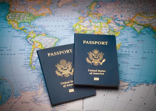VISA - PASSPORT