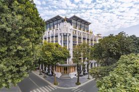 Khách sạn ở Hà Nội của KTS 'phù thuỷ' Bill Bensley lên báo Mỹ