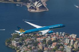 Vietnam Airlines nối lại một số đường bay quốc tế đến Úc, Đức, Anh, Nhật Bản