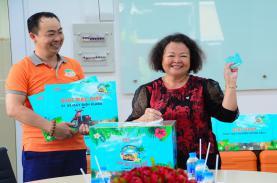 TST tourist tổ chức rút thăm, tìm kiếm chủ nhân may mắn giải thưởng Hè sôi động 2019