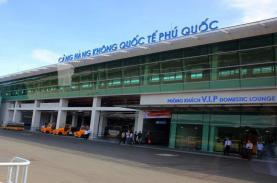 Sân bay Phú Quốc sẵn sàng đón khách quốc tế