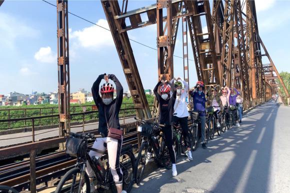 Hà Nội kết nối các địa phương tổ chức tour du lịch xanh