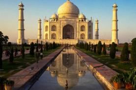 Nơi thể hiện tình yêu với vợ của vua Ấn Độ