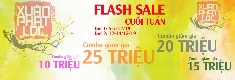 Flash sale TOUR TẾT NGUYÊN ĐÁN 2020: Giảm giá đến 25 TRIỆU