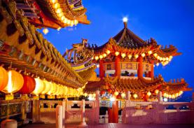 Ngôi chùa nơi hàng nghìn cặp đôi kết hôn mỗi năm ở Malaysia