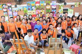 Chương trình thiện nguyện TST tourist đợt 2 - San sẻ yêu thương