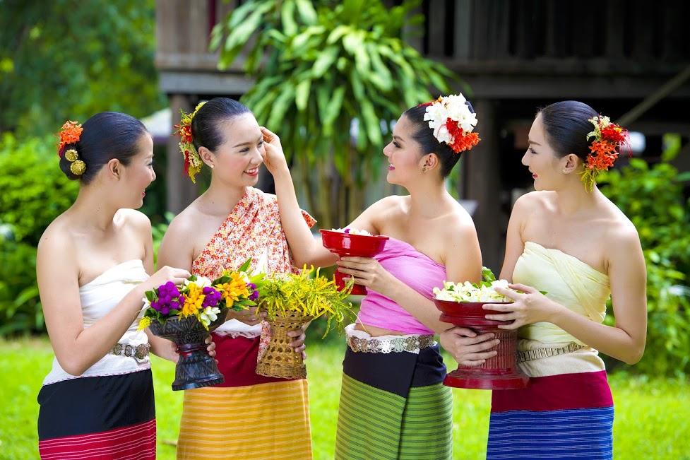 Jubilant Songkran