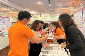TST tourist tham gia sự kiện Ngày hội kết nối giao thương 29/12/2020