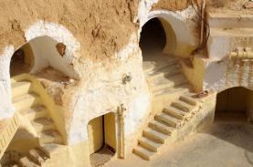 Những thành phố bí ẩn trong hang động