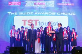 TST tourist brings home 3rd The Guide Award 2018