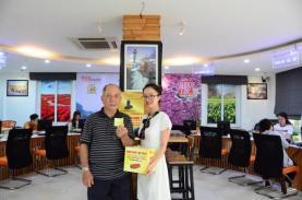 Chúc mừng khách hàng Nguyễn Thị Phương Khanh nhận giải thưởng Tuần lần thứ 9