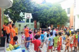 TST tourist tổ chức chương trình thiện nguyện - Quỹ vì cộng đồng TST tourist