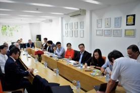 TST tourist tiếp đoàn doanh nghiệp lữ hành Nhật Bản