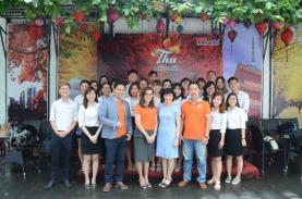 TST tourist tạo điều kiện hỗ trợ sinh viên du lịch tiếp cận thực tế