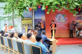 Chương trình Hè sôi động 2017 - Cơn lốc màu cam TST tourist
