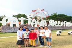 THÁI LAN: BANGKOK - PATTAYA - NÔNG TRẠI CỪU - BẢO TÀNG TRANH 3D - BUFFET BAIYOKE SKY