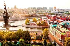 NGA: MOSCOW - SAINT PETERSBURG
