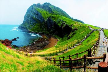 HÀN QUỐC: SEOUL - JEJU - EVERLAND