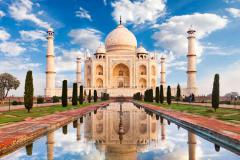 ẤN ĐỘ: NEW DELHI - AGRA - BODHGAYA (Mùng 2 - Mùng 7 Tết)