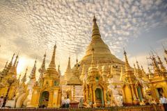 MYANMAR: YANGON - KYAIKHTIYO - BAGO - THANLYIN (Mùng 3 - Mùng 6 Tết)