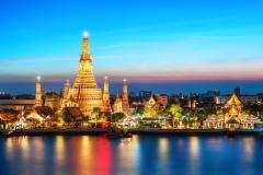 THÁI LAN: BANGKOK - PATTAYA - 1 NGÀY TỰ DO ( Mùng 3 - Mùng 7 Tết)