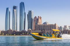 DUBAI - ABU DHABI - VƯỜN HOA MIRACLE - CAFE BĂNG - BÁNH PHỦ VÀNG (Mùng 2 - Mùng 6 Tết)