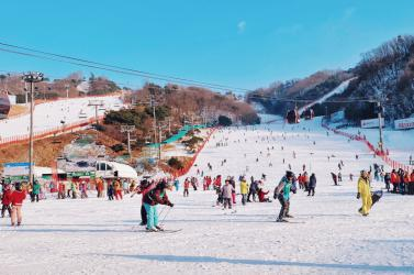 GANGWON - SEOUL - LOTTE WORLD - INCHEON