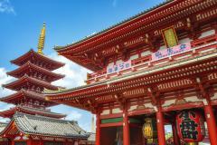 NHẬT BẢN: TOKYO - HAKONE - FUJI - YOKOHAMA ( MÙNG 5 - MÙNG 9)