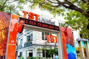 TST tourist Top 10 doanh nghiệp lữ hành hàng đầu Việt Nam