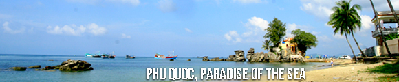 Phu Quoc Paradise of the Sea